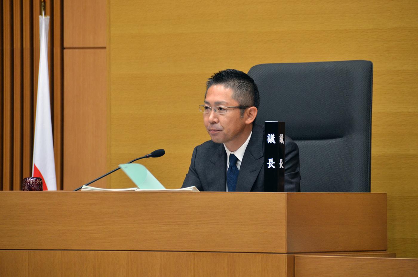 中川たかもと(議長)