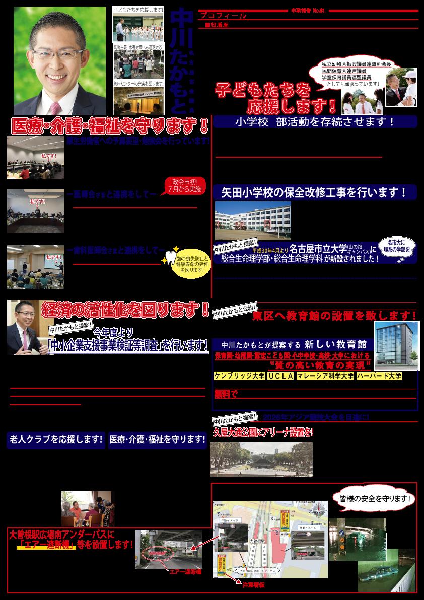 矢田学区新聞